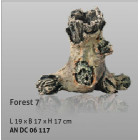 Aquatic Nature Decor Forest No 07